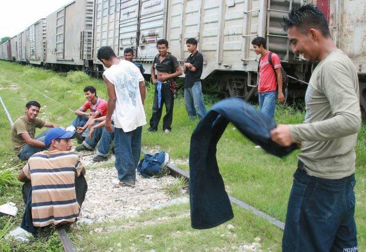 En muchos casos los migrantes simplemente tratan de huir de la violencia de grupos delictivos de su lugar de origen, pero aún así acaban presa de ellos. (Notimrx)