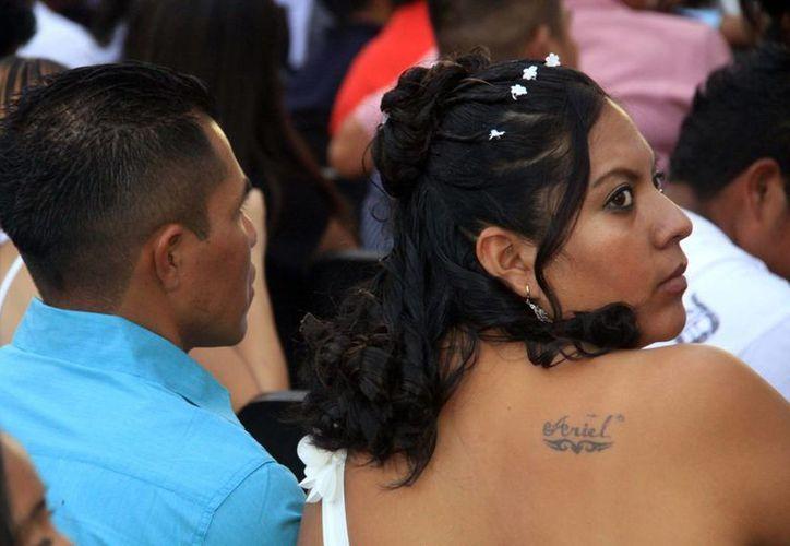 La CNDH incrementa sus esfuerzos para erradicar el maltrato de que son víctimas, por el hecho de ser mujeres. Imagen de contexto. (Archivo/Notimex)