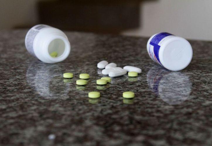 Detectan comercialización de medicamentos controlados sin receta. (Octavio Martínez/SIPSE)