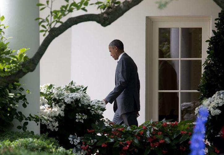 Los reos indultados este viernes por el presidente Obama saldrán de prisión en octubre próximo. (EFE)