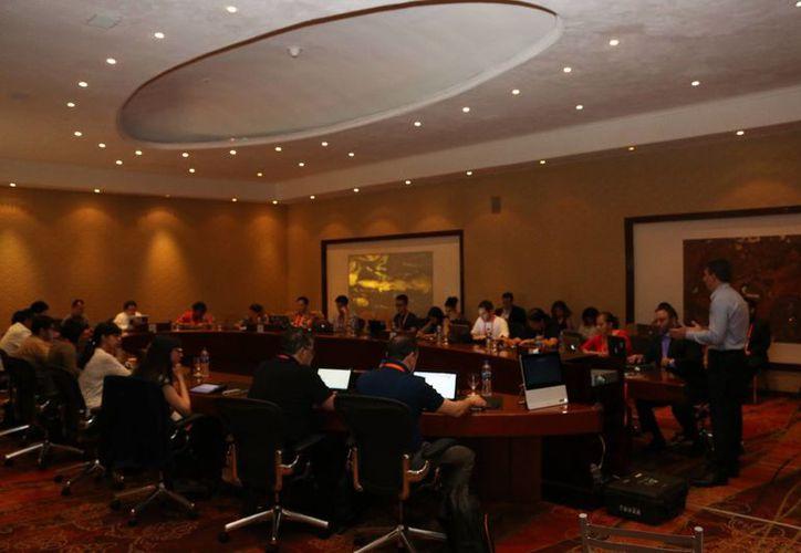 Realizan la cuarta edición de Cisco Live Cancún. (Tomás Álvarez/SIPSE)