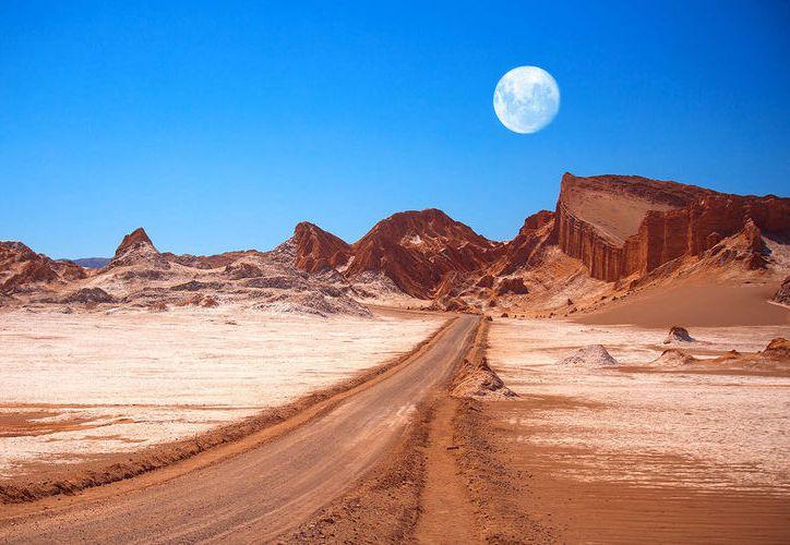 En el desierto de Atacama, que se asemeja al entorno de Marte, minúsculas bacterias y microorganismos han logrado sobrevivir. (Foto: Chile Travel)