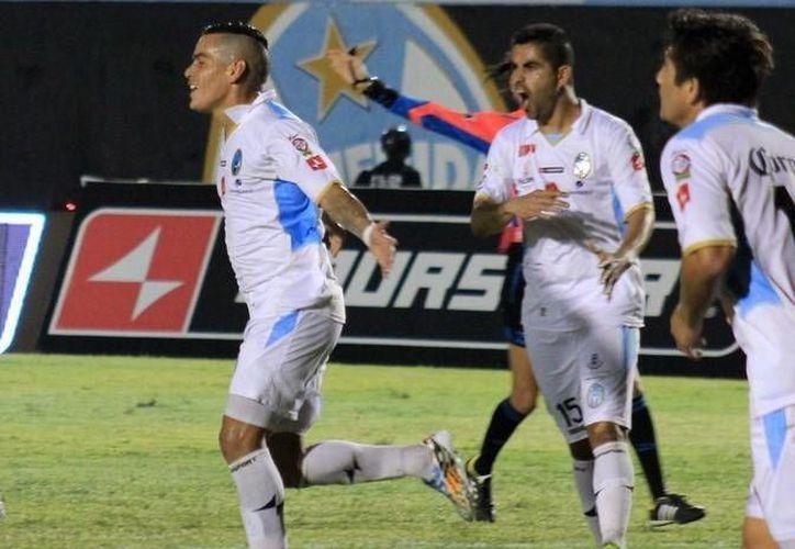 El CF Mérida apenas logró rescatar un empate como local ante Dorados en el último partido de la temporada regular. (Milenio Novedades)