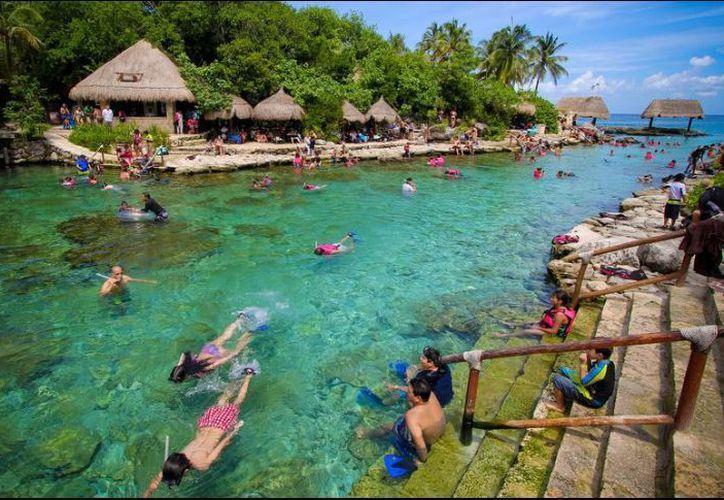 Los parques de Xcaret cuenta con buenas prácticas internacionales en favor de la sostenibilidad turística. (Foto: Contexto)