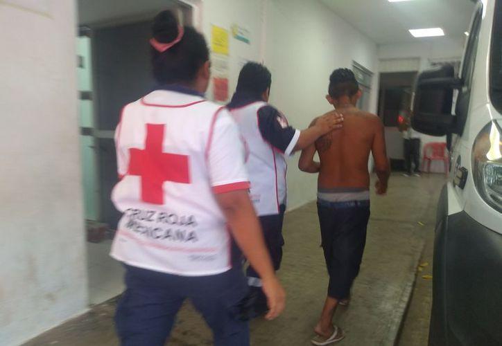 Durante el primer fin de semana de la temporada vacacional de Semana Santa, los números de emergencia en Felipe Carrillo Puerto estuvieron muy activos.  (Jesús Caamal/SIPSE)
