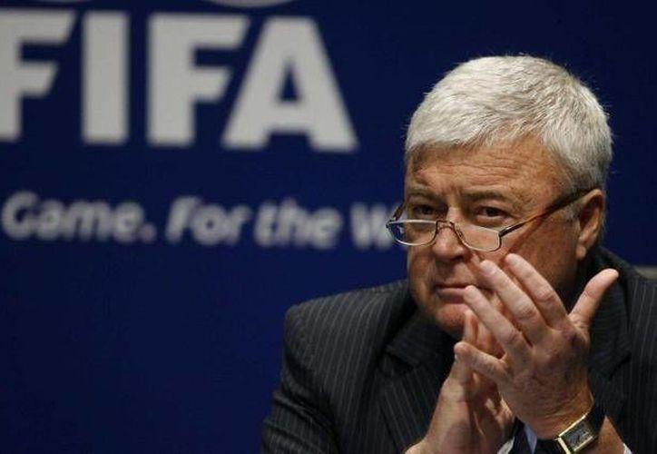 Teixeira, de 67 años, fue yerno y protegido de Joao Havalenge, presidente de la FIFA por 24 años (AP)