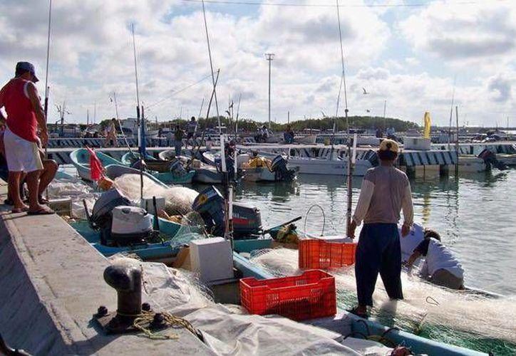 Por la madrugada fue suspendida la navegación menor para pescadores y lanchas turísticas en Veracruz. (Milenio Novedades/Foto de contexto)