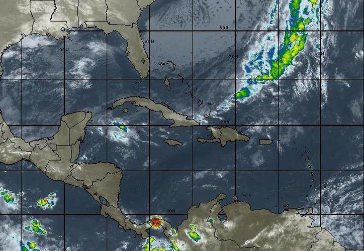 En Playa del Carmen se prevén tormentas durante el día. (Redacción/SIPSE)