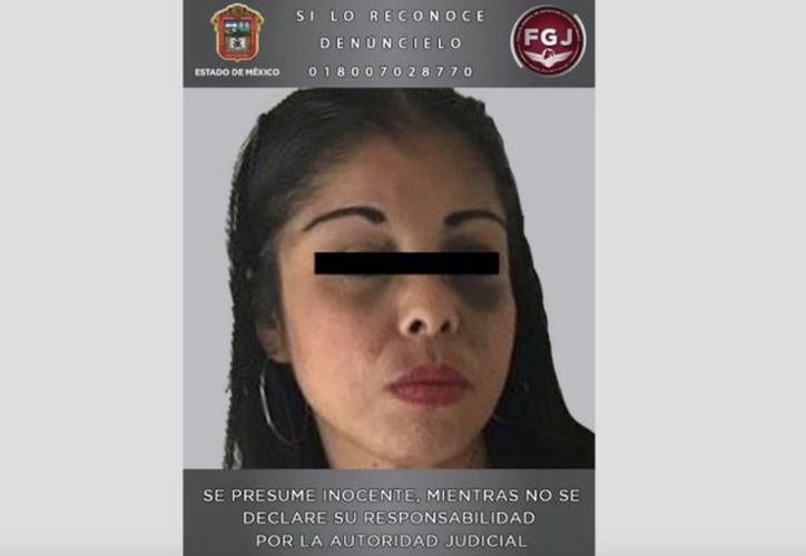 """María de los Ángeles """"N"""", enfrenta cargos por maltratar a su hija menor de nueve años. (López Dóriga)"""