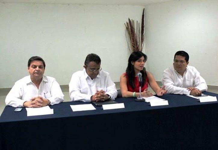 Lorena Mac Farland destacó que cada vez hay más emprendedores en México. (Milenio Novedades)