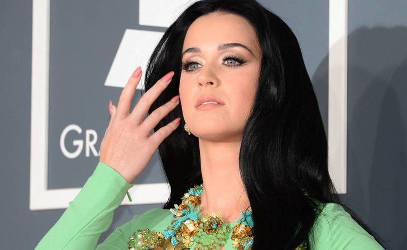 Katy  Perry grabó recientemente el tema Who You Love junto a su novio John Mayer. (huffingtonpost.com)