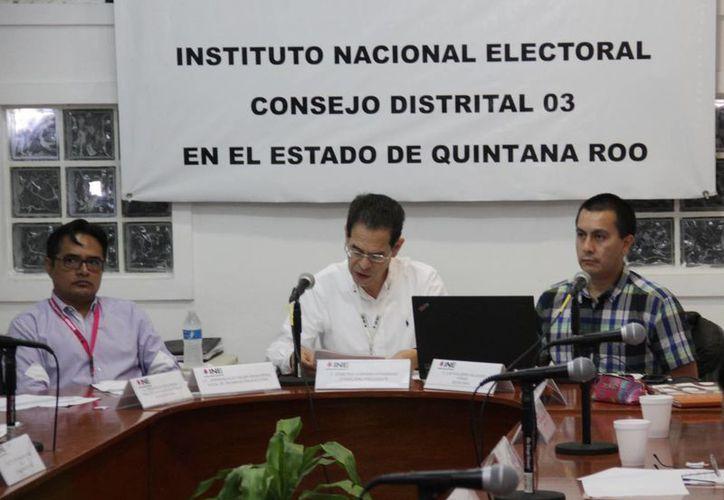 Los trabajos de distritación electoral iniciarán a partir del 5 de agosto. (Luis Soto/SIPSE)