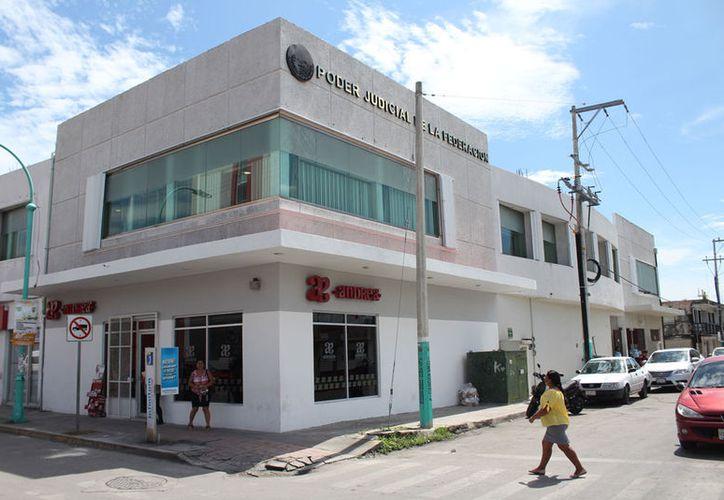 Se analiza desde el pasado 2 de mayo, el juicio de amparo 373/2018 promovido por la ex titular del IPAE. (Joel Zamora/SIPSE)