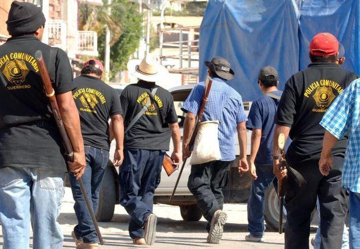 Investigarán cuales son los problemas que dieron origen a los grupos de autodefensa. (Archivo Sipse)
