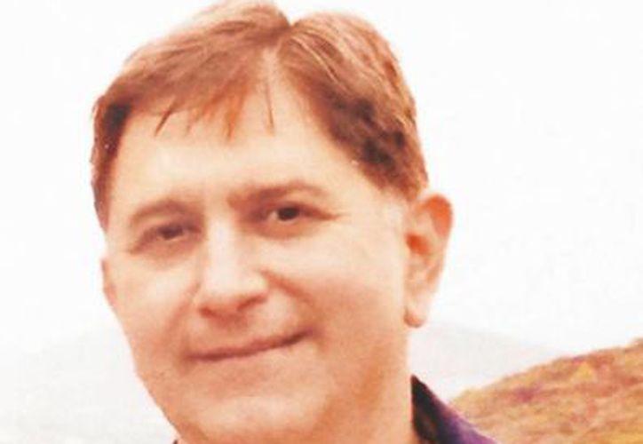 El doctor en medicina nuclear molecular, Carlos Martínez Ramírez Duncker, acusado de sustraer a dos menores de edad en México. (Milenio)
