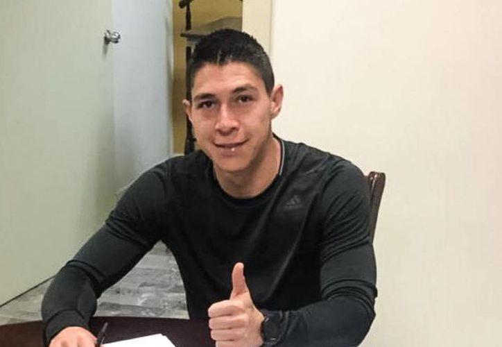 Hugo González buscará quedarse con la titularidad tras la salida de Jonathan Orozco, quien emigró al Santos Laguna.(Foto tomada de Facebook/Rayados de Monterrey)