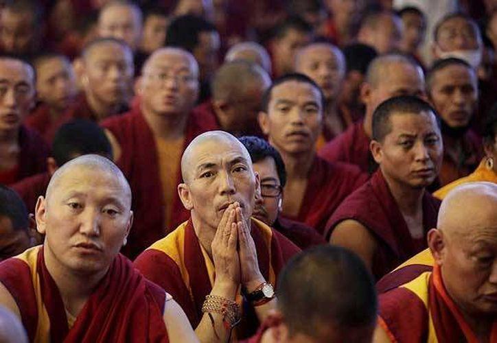Los monjes inmolados tenían poco más de 20 años de edad. (www.emol.com)