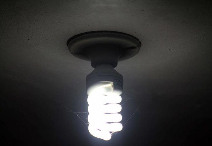Con el cambio se contribuye a la reducción de los recibos de luz y a la disminución de gases de efecto invernadero. (Redacción/SIPSE)