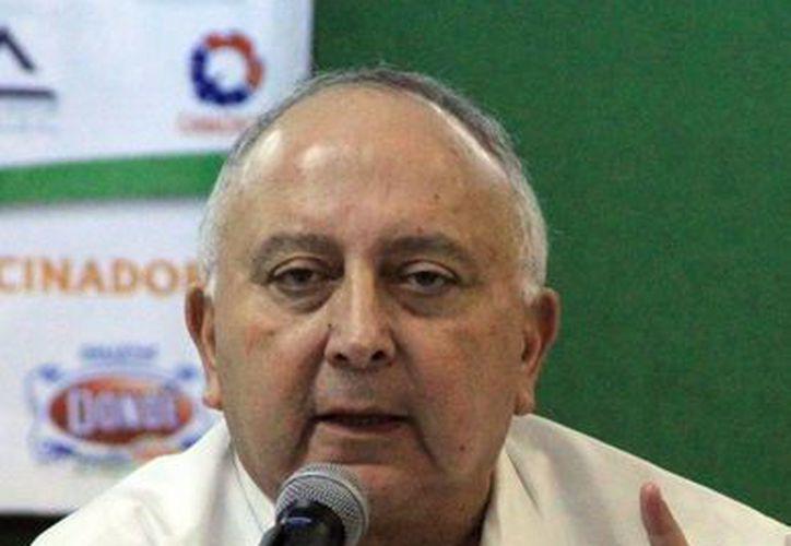 Jorge Habib Abimerhi, de Comce. (Milenio Novedades)