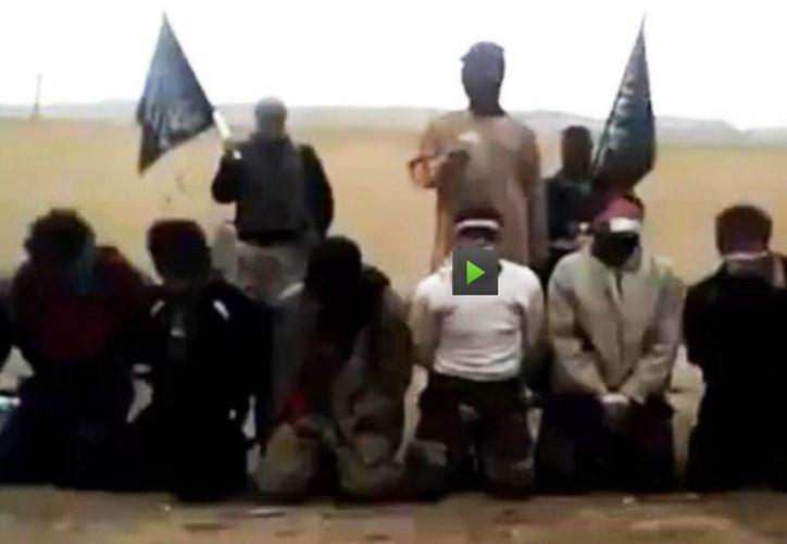 El video fue retirado por la administración del canal de videos. (Captura de pantalla)