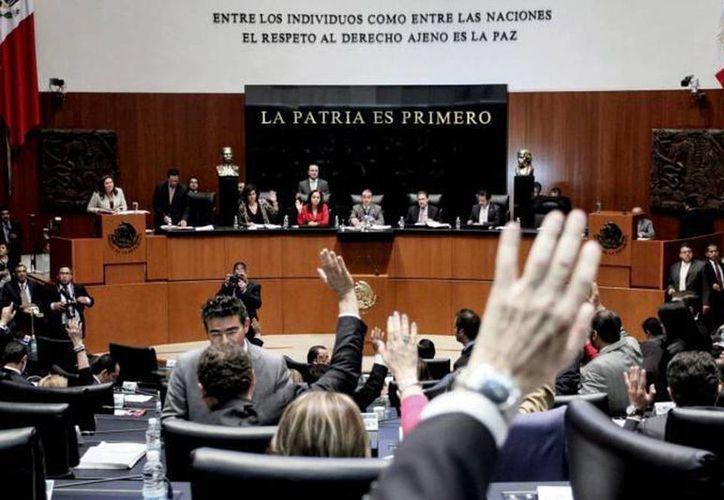 El Senado aprobó reformas para endurecer sanciones contra el terrorismo con penas de hasta 50 años y actualizar los tipos de ese delito. (Archivo SIPSE)