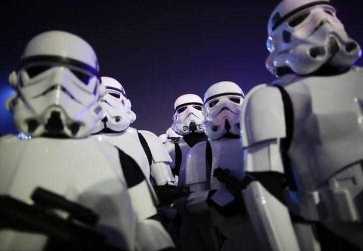 'Star Wars: Episodio VII' suma actualmente dos mil ocho millones de dólares en taquillas a nivel mundial. (Archivo AP)