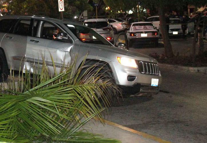 'El Fayo' fue lesionado tras un enfrentamiento a balazos en el estacionamiento de la Gran Plaza. (Redacción/SIPSE)