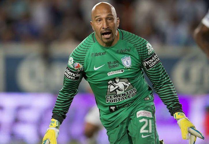 Óscar Pérez es uno de los futbolistas con más torneos disputados. (Foto: Contexto/Internet)