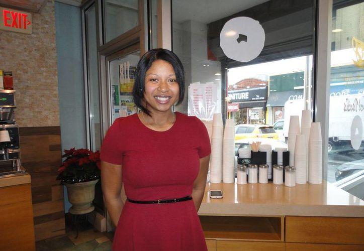Corazón Pineda Isaac, concejal de la ciudad de Yonkers, Nueva York, quien busca entregar licencias de conducir a indocumentados para que puedan laborar. (Milenio Novedades)