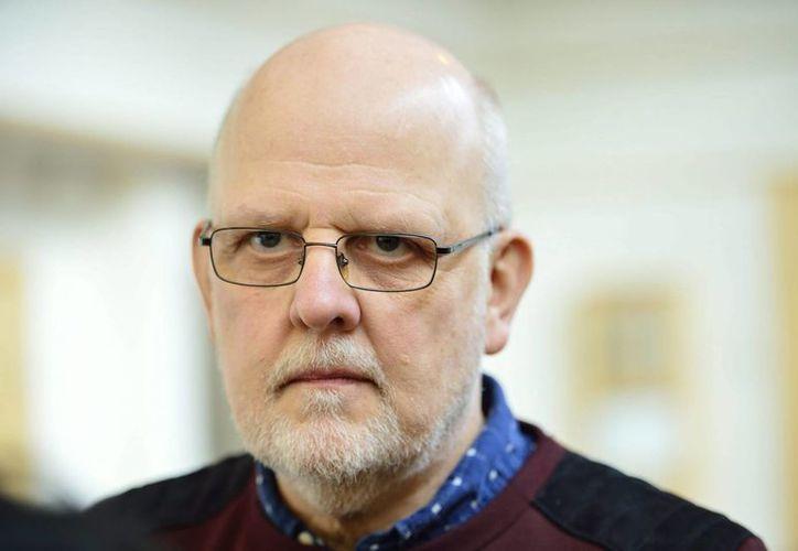 Bergwal pasó 23 años interno en una clínica mental. (EFE)