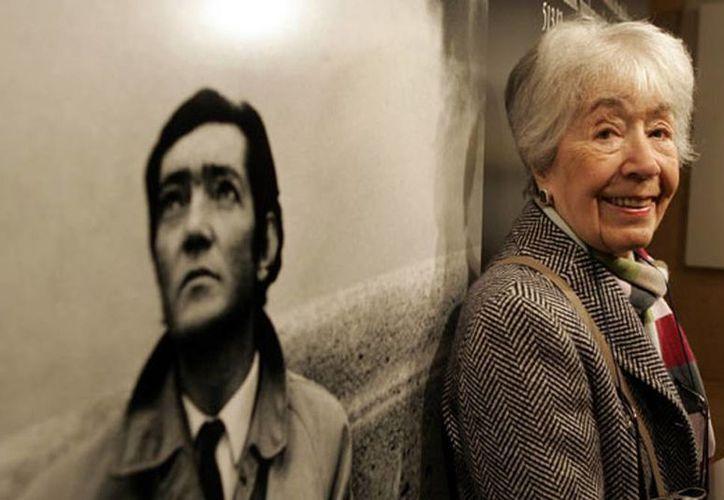 Fallece en París la viuda y albacea del escritor argentino Julio Cortázar, Aurora Bernárdez. (Foto tomada de diariodecultura.com.ar)
