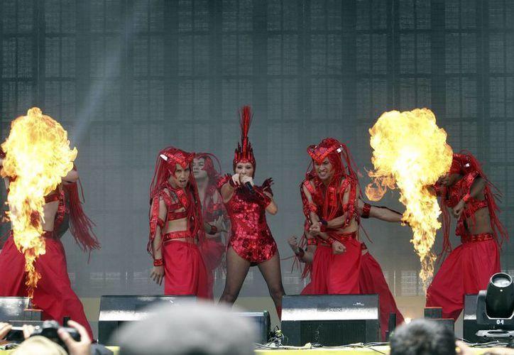 Yuri rendirá homenaje a grandes canciones del desaparecido festival OTI.