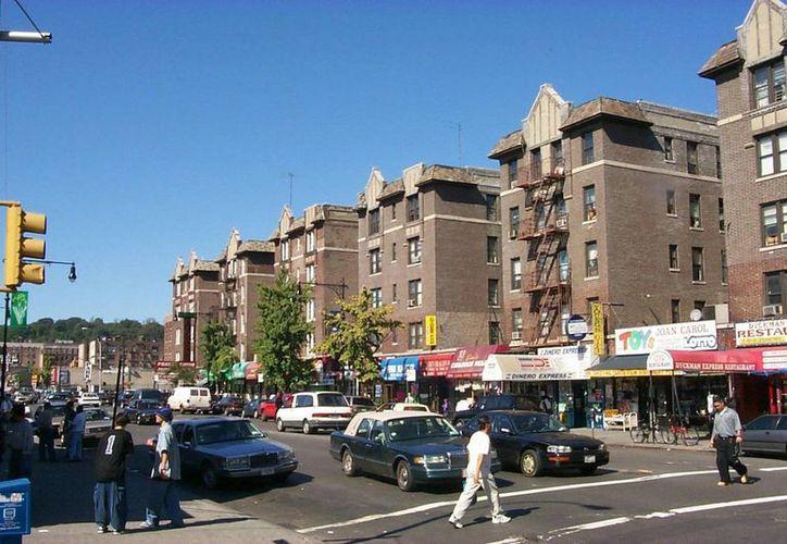 Washington Heights, uno de los barrios donde la empresa tiene algunos apartamentos en renta. (gardenman7.tripod.com)