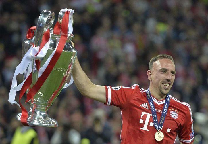 El seleccionado galo confió en convertirse en el mejor jugador del mundo. (Foto: Agencias)