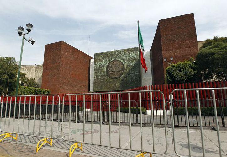 El Palacio Legislativo de San Lázaro será el centro de atención el 1 de diciembre. (Notimex)