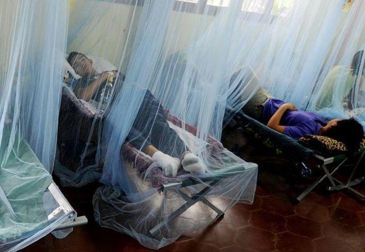 Se han registrado más de 13 mil personas contagiadas. (EFE)