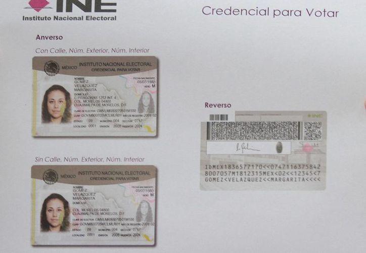 La mica cuenta con mecanismos de seguridad que garantizan la seguridad de la información de los ciudadanos. (Archivo/Notimex)