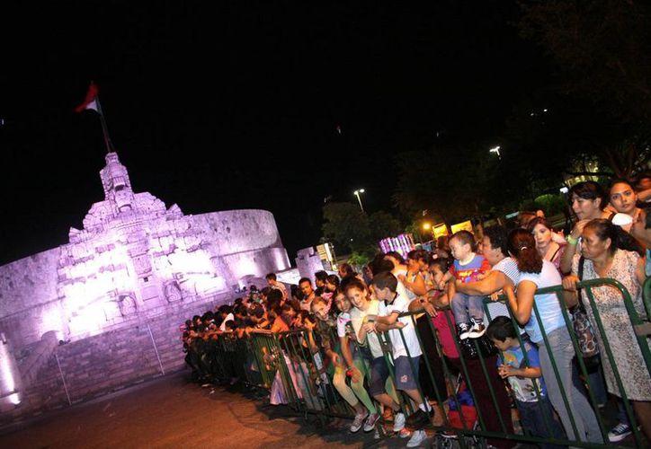 El Carnaval de Mérida contribuirá a que el calendario escolar se recorte bastante en los próximos 12 días. (SIPSE)