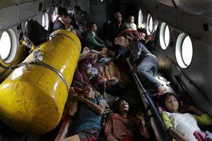 Nepal, un caos trágico después del terremoto