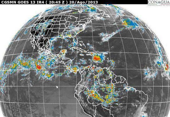 La temporada de huracanes concluye el 30 de noviembre. (Cortesía/SIPSE)
