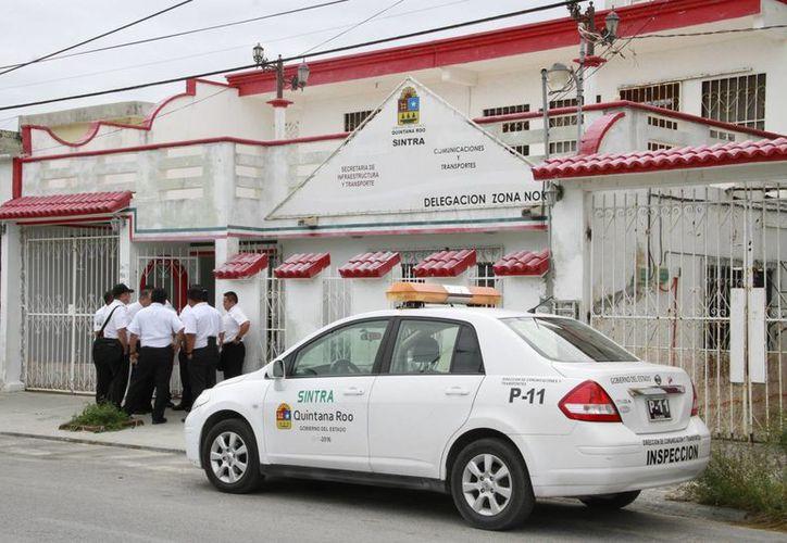 El director de la Sintra aseguró que continuarán con los operativos. (Tomás Álvarez/SIPSE)