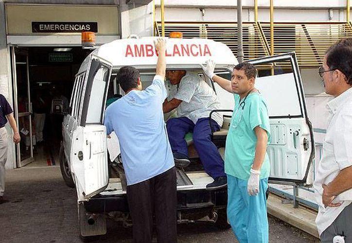 Las ambulancias para las comisarías generan polémica entre funcionarios del Ayuntamiento de Mérida. (SIPSE)