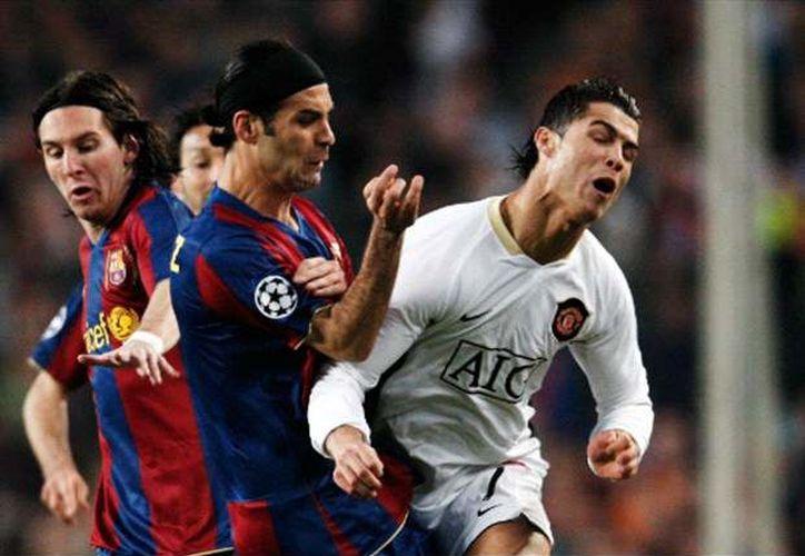 Los otros elementos del Tri no registran enfrentamientos ante Cristiano Ronaldo. (Contexto)