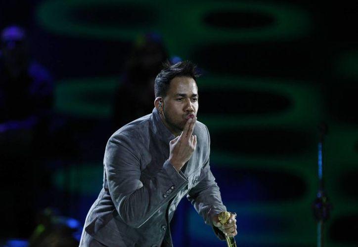 El dominicano Romeo Santos encabeza la lista de nominados a los Premios Juventud, seguido de su connacional Prince Royce. (AP)
