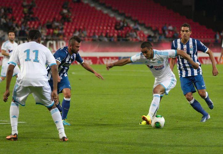 Desde que Diego Reyes salió del América, ha tenido poca regularidad con el Porto. (imgkid.com)