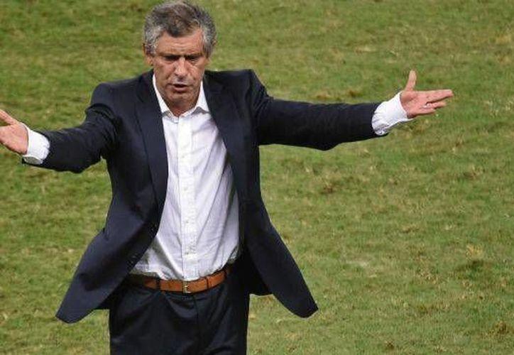 Fernando Santos será presentado oficialmente este miércoles como entrenador de la Selección de Portugal. (foxdeportes.com)