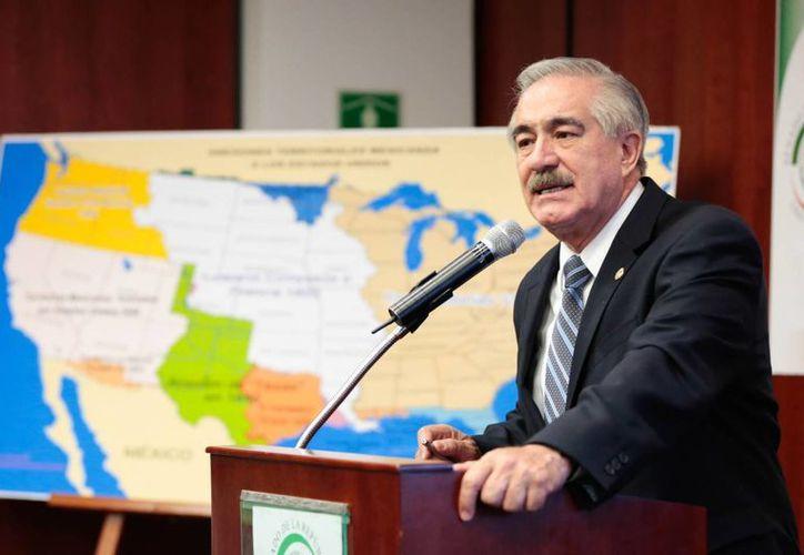 El senador chihuahuense Patricio Martínez García criticó el 'gasolinazo' en una carta dirigida al líder nacional de su partido político. (Redacción/SIPSE)