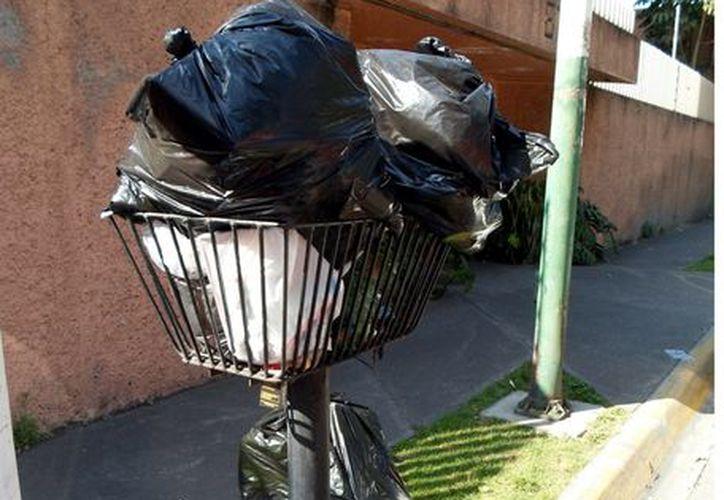 El 72% de los residuos en México se deposita en sitios controlados. (Reforma)