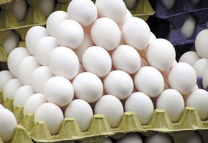 Yucatán mantiene autosuficiencia en huevo, señalan productores. (Novedades Yucatán)