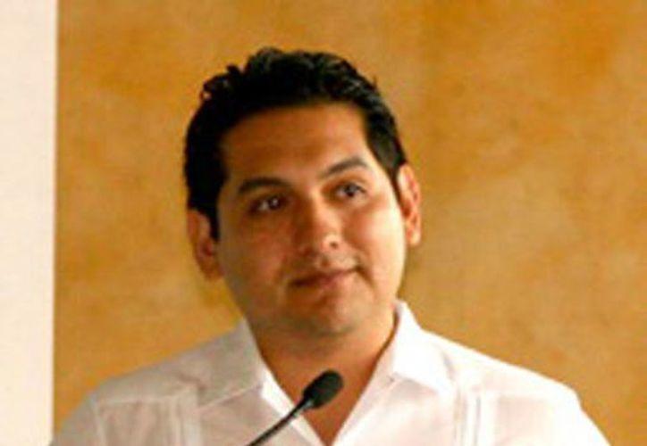 Aaron Rosado Castillo, director de planeación y proyectos estratégicos de la Sefoe. (Milenio Novedades)